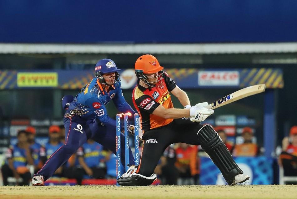 IPL 2021: मुंबई से नहीं हो रहे थे आउट तो खुद विकेट पर दे मारा पैर, ऐसे पवेलियन लौटे बेयरस्टो