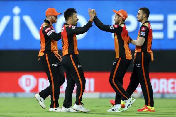 टीम न्यूज- सनराइजर्स हैदराबाद
