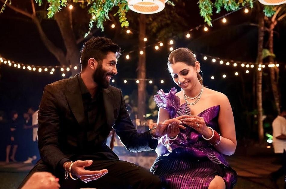 जसप्रीत बुमराह ने सेलिब्रेट किए अपनी शादी के 30 दिन, संजना को बताया बेस्ट फ्रेंड