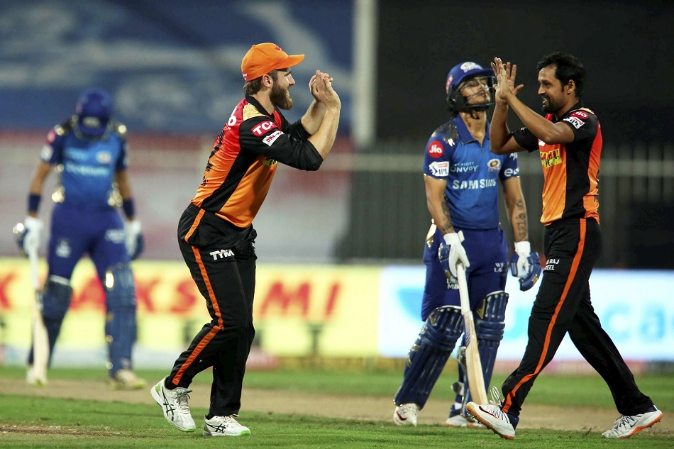 IPL 2021: Michael Vaughan big prediction on MI and SRH, who will win the title