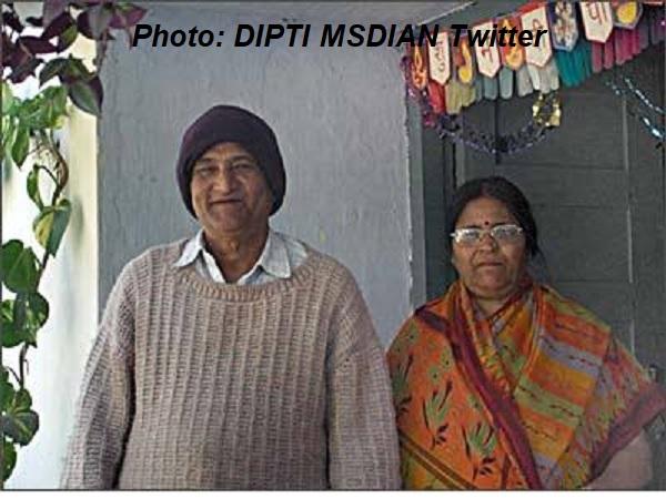 सिंपल बैकग्राउंड से आते हैं महेंद्र सिंह धोनी-