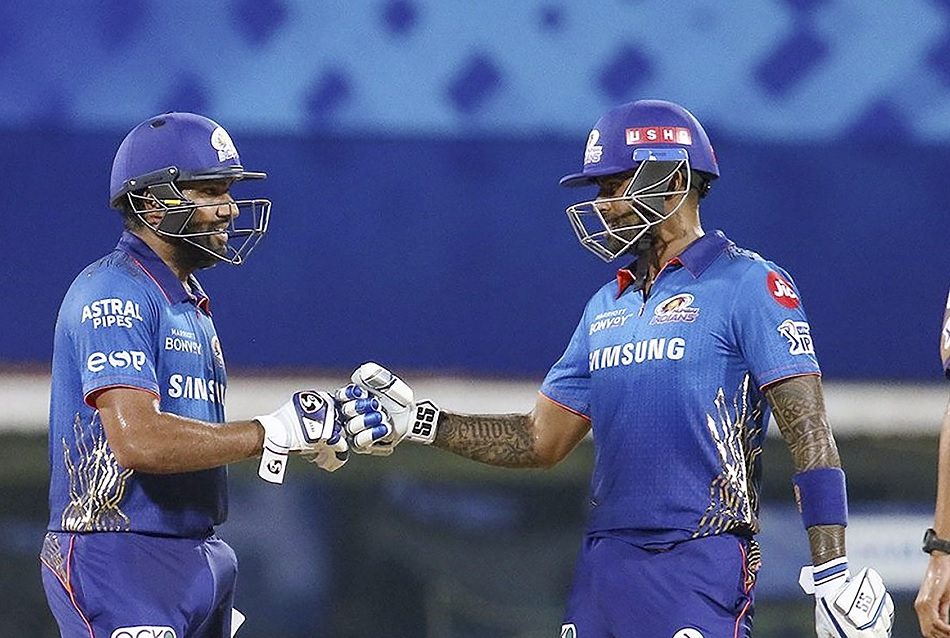 IPL 2021 KKR vs MI: Mumbai Indians gives 153 runs target to Kolkata Knight Riders