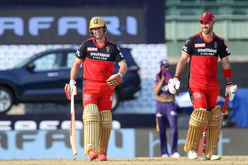 IPL 2021 : आरसीबी बनी सबसे ज्यादा बार 200 से ज्यादा रन बनाने वाली टीम
