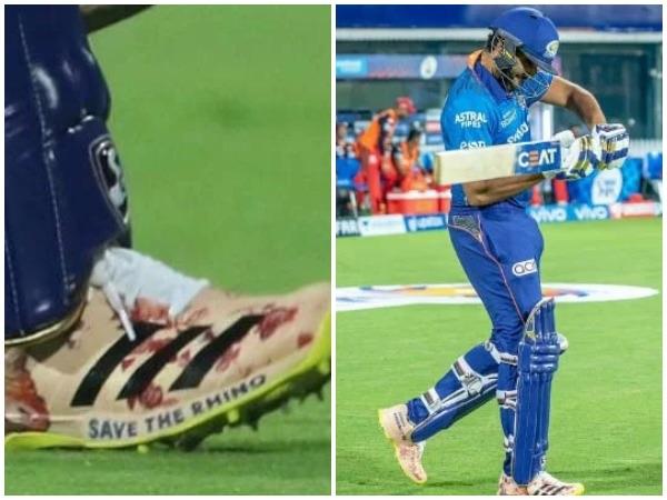 रोहित शर्मा के लिए खास रहा मैच-