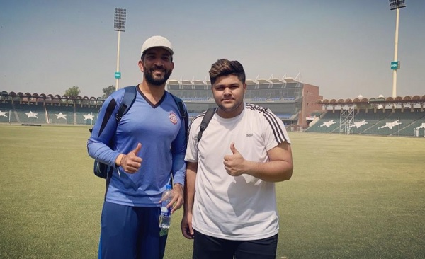 पाकिस्तान का युवा उभरता हुआ आक्रामक बल्लेबाज-
