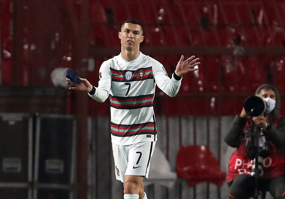 Cristiano Ronaldo named two new generation players who could be future stars