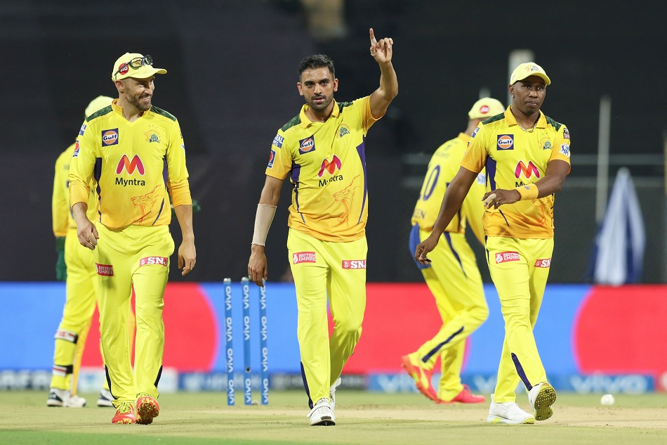 Deepak Chahar reveals why was CSK so bad in performance in IPL 2021
