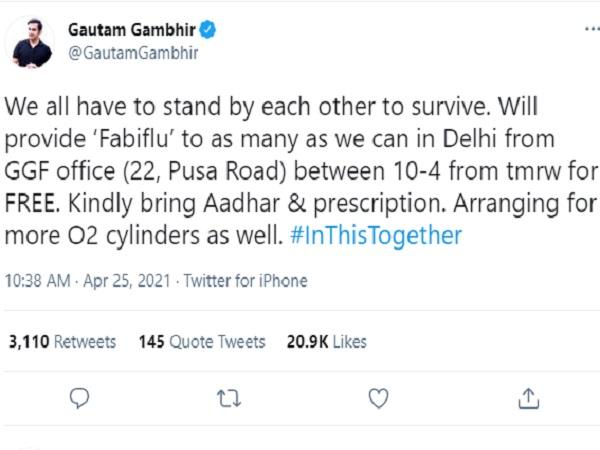 Gautam Gambhir,