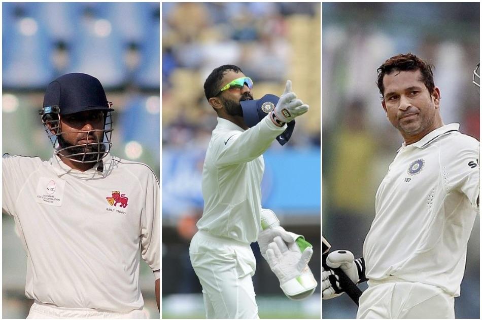 On This Day: Indias top 4 batmen set centuries against Bangladesh in 2007