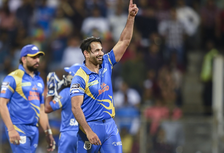 Irfan Pathan recovers from COVID 19, shares his 2km running video and updates his fitness status