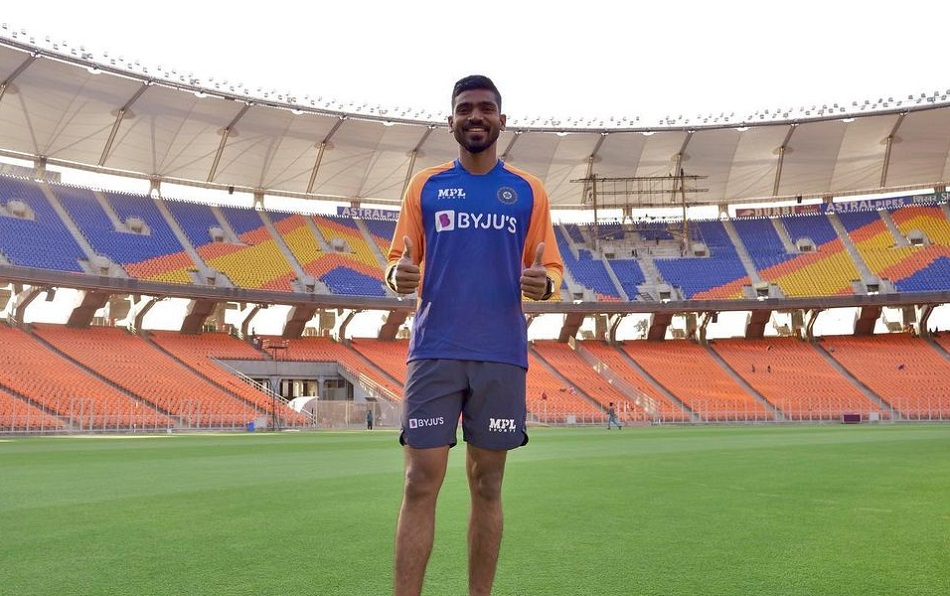 KS Bharat joins team India in last minute as a standby wicketkeeper for Wriddhiman Saha for England tour