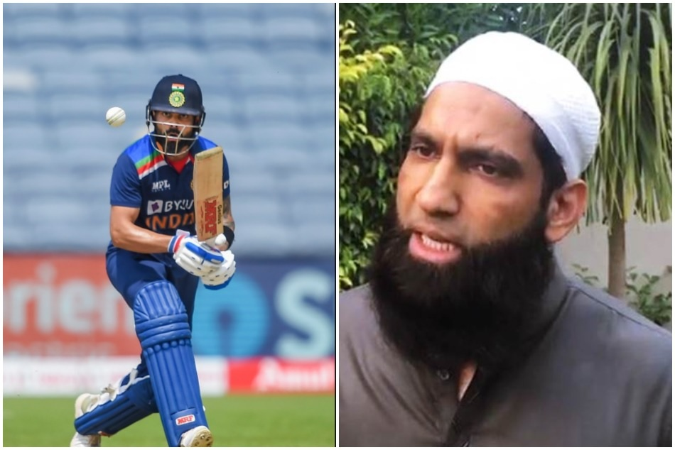 Mohammad Yousuf wants Pakistani young cricketer Azam Khan to learn from Virat Kohli