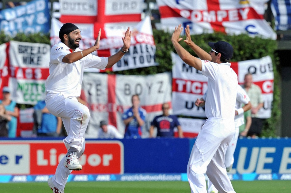 Monty Panesar feels pitches will turn and predicts 5-0 win for India against England