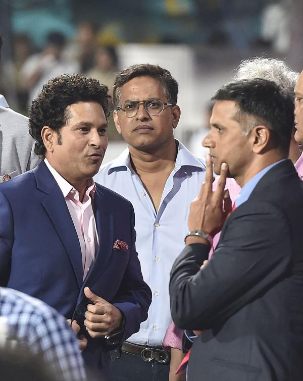 कप्तान राहुल द्रविड़ ने खेली थी आक्रामक पारी-