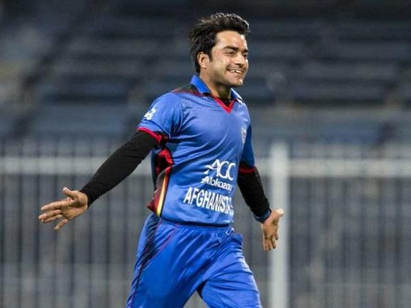 4. राशिद खान - 95
