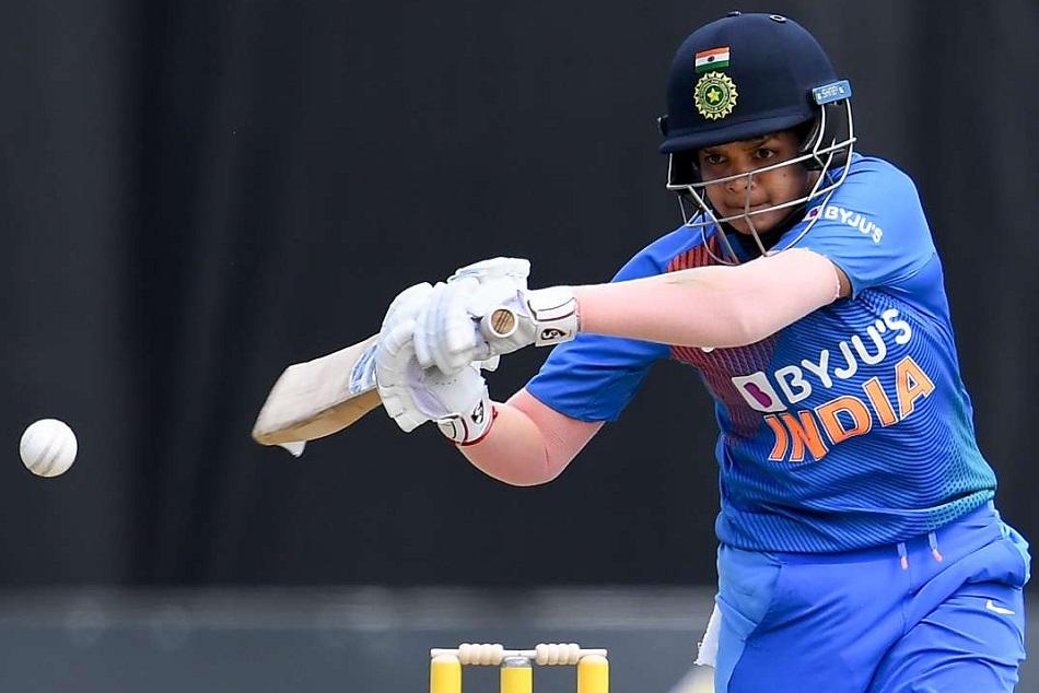 डेब्यू पारी में सबसे ज्यादा रन बनाने वाली भारतीय खिलाड़ी बनी शैफाली