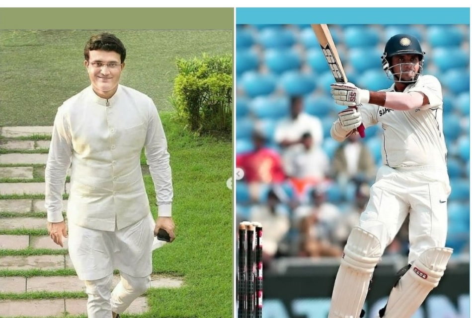 Sourav Ganguly shares his heart wish through a picture, would like to do this for 3 lifetimes