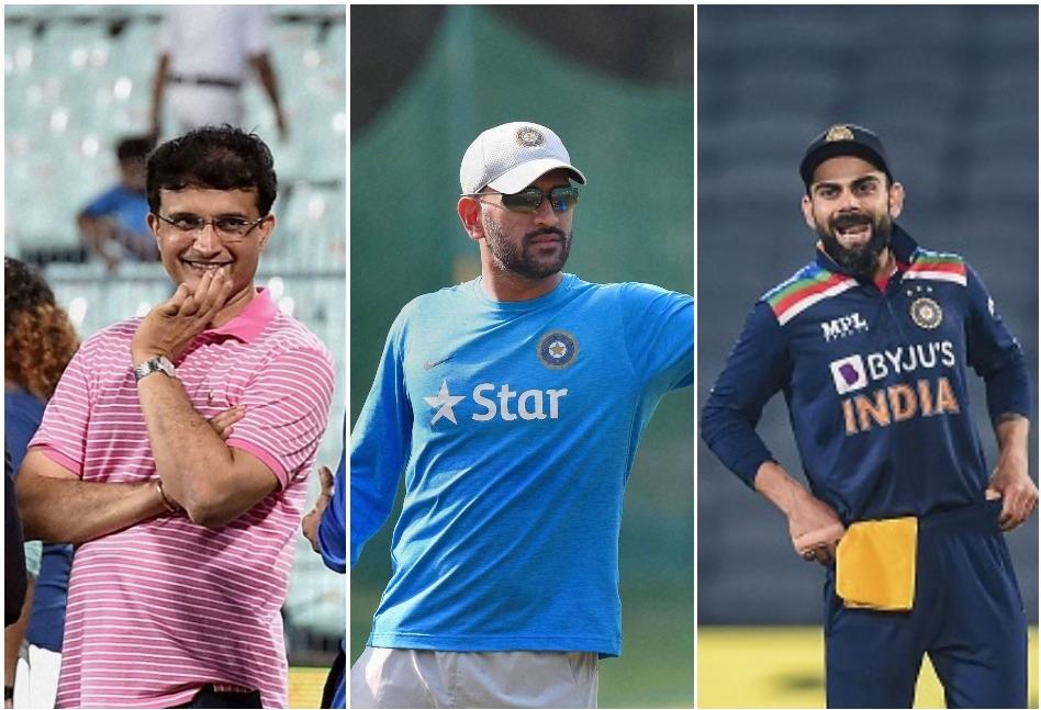 Sourav Ganguly, MS Dhoni, Virat Kohli: Captaincy record comparison, who is best captain of India