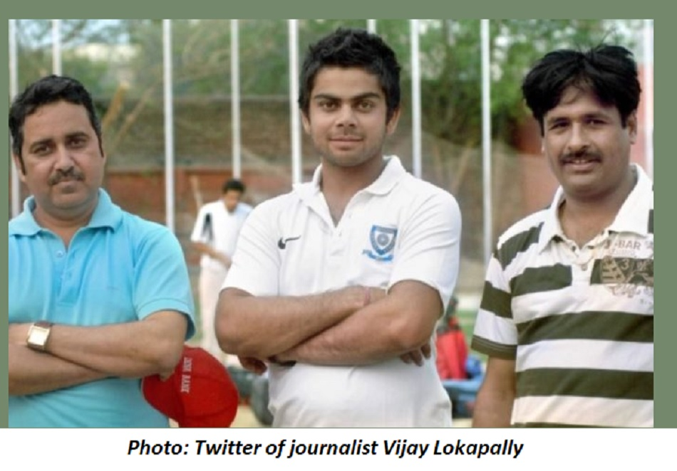 Sad news for Virat Kohli as his childhood coach Suresh Batra passes way at 53