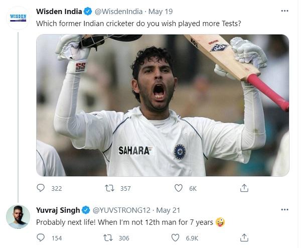 विजडन इंडिया ने पूछा था पोल में सवाल-