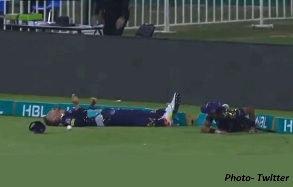 PSL 2021: मोहम्मद हसनैन के घुटने से टकराया डु प्लेसिस का सिर, टेस्ट के लिए हॉस्पिटल ले जाया गया