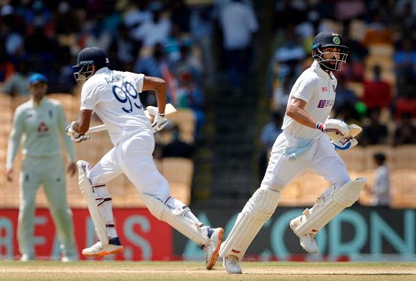 6. विराट कोहलीः इंग्लैंड के खिलाफ 72 रन