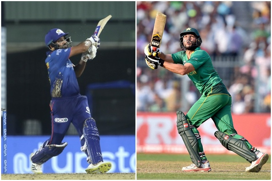 Top 5 players who made most runs by sixes in ODI Cricket, Shahid Afridi is on top