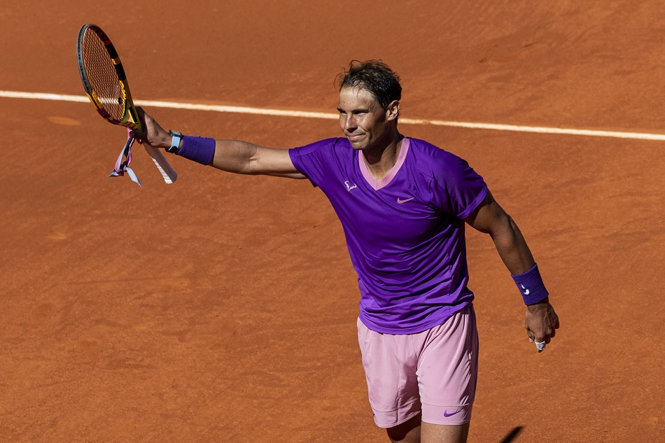 Rafael Nadal will not play in Wimbledon and Tokyo Olympics after listening his body