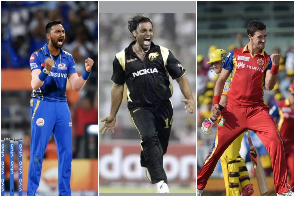 IPL Playing Eleven of cricketers who have a lot of attitude, tantrums and arrogance