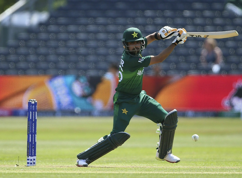Babar Azam is fan of Ian Bell and Kane Williamson cover drive