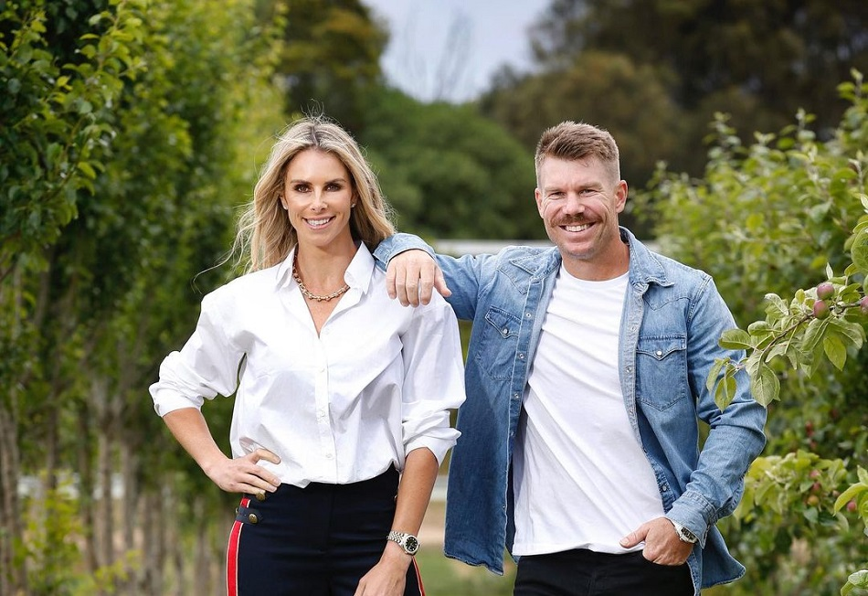 Candice Warner recalls her first meeting with David Warner and Why did she not impressed at that time