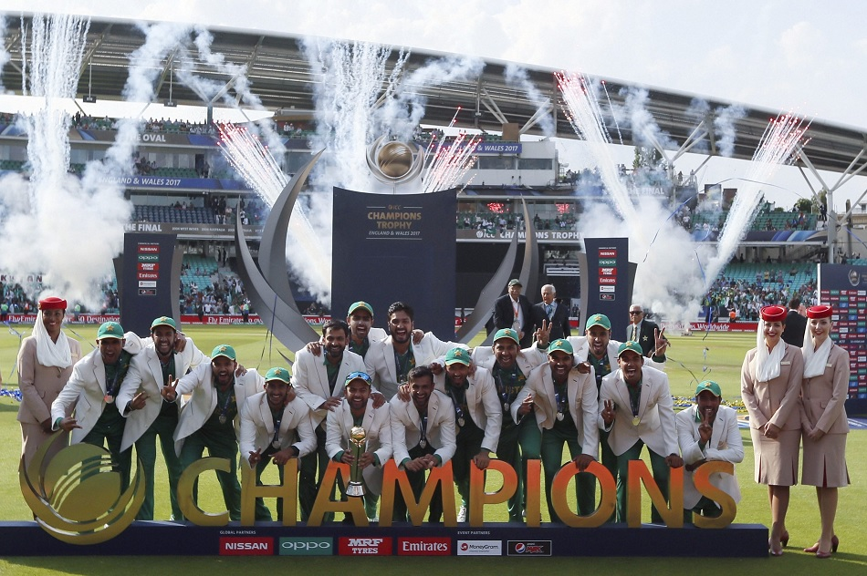 ICC confirms come back of Mens Champions Trophy, tournament last played in 2017