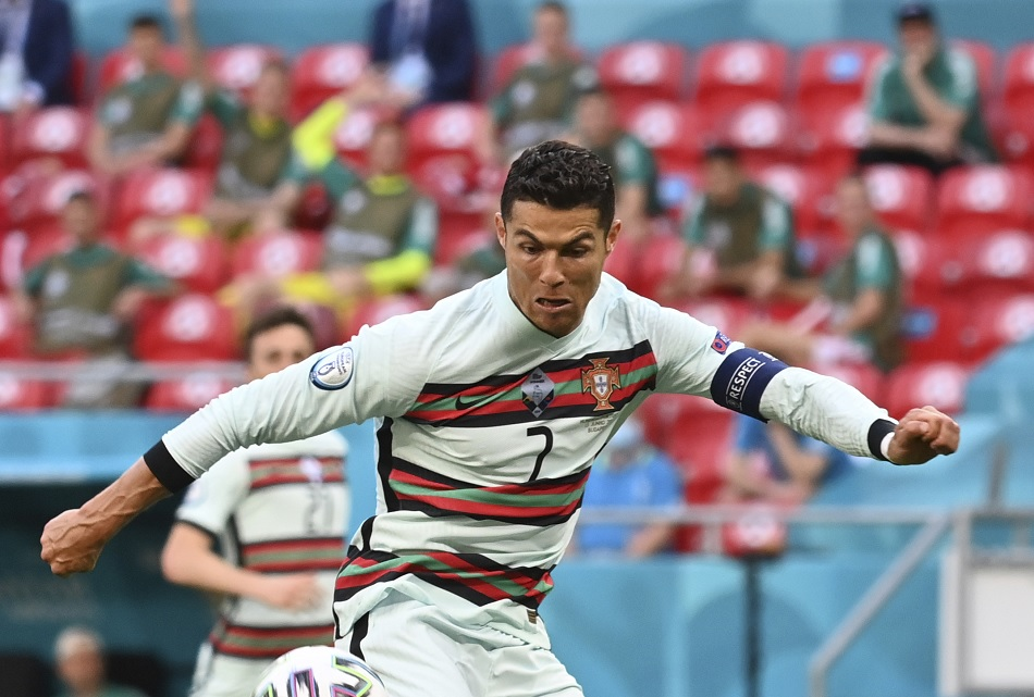 Euro 2020: Cristiano Ronaldo breaks big records as Portugal 3-0 win over Hungary