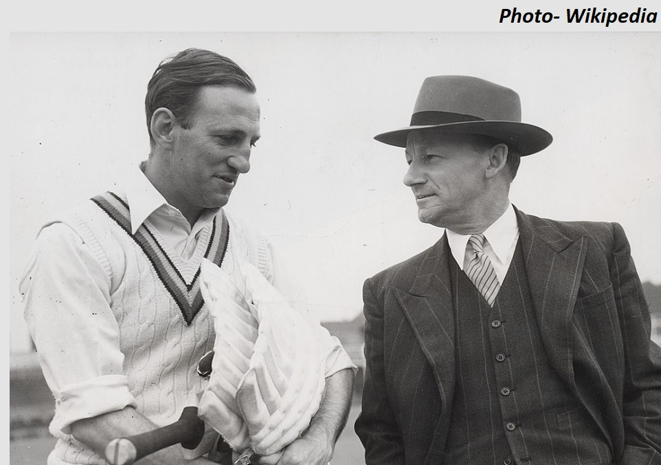 On This Day Bradman of England was born, the name is still in top-3 all-time best test ranking