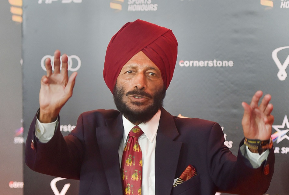 PM Modi wishes legendary sprinter Milkha Singh for his speedy recovery from Covid-19
