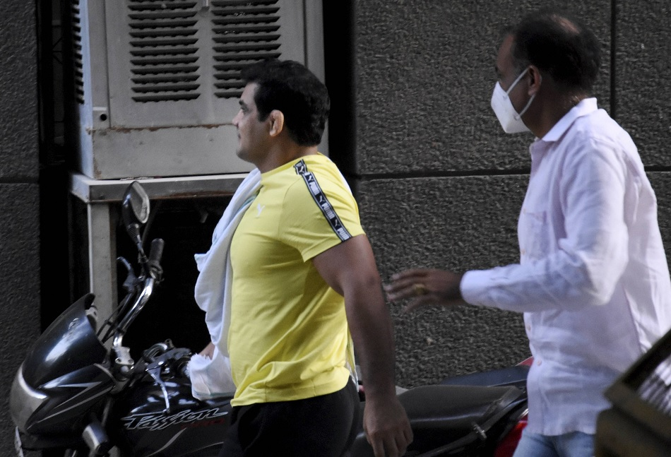 Arms License of wrestler Sushil Kumar has been suspended, Delhli police gives update