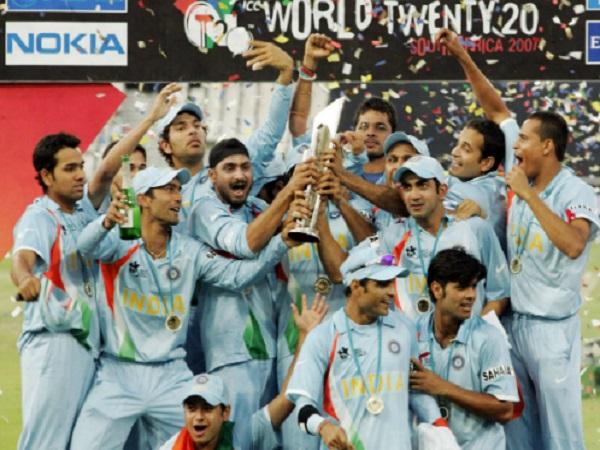 टी20 विश्व कप 2007: भारत