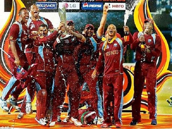 टी20 विश्व कप 2012: वेस्टइंडीज