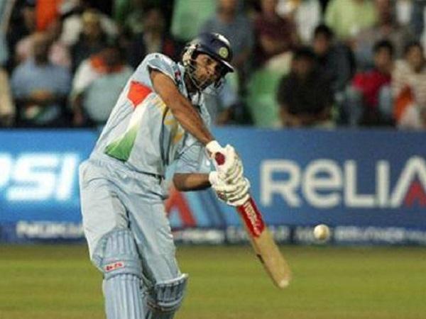 सबसे कम गेंदों में 50 रन बनाने वाले बल्लेबाज हैं युवराज