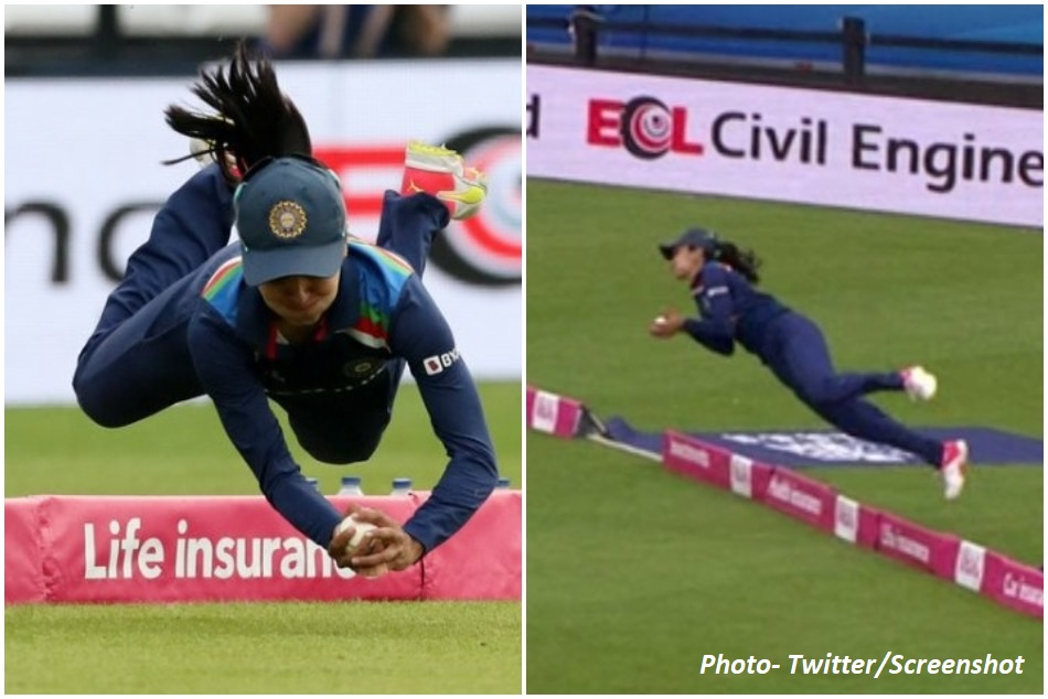 VIDEO: हरलीन देओल से रविंद्र जडेजा तक ये हैं इंटरनेशनल क्रिकेट में बाउंड्री पर लपके टॉप-5 कैच