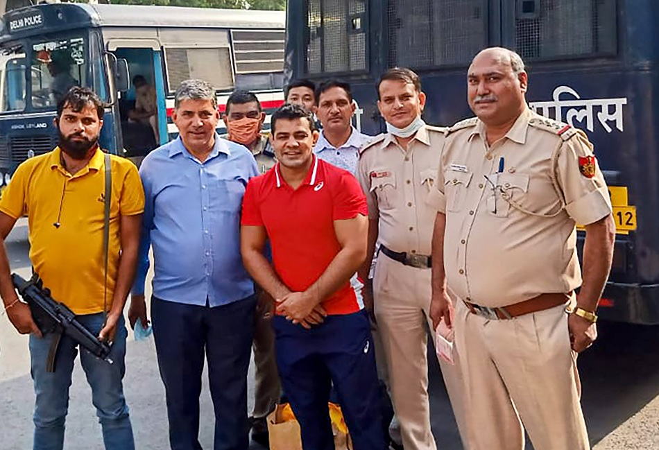 Sushil Kumars wish to watch TV fulfilled, will be able to watch Tokyo Olympics in Tihar jail