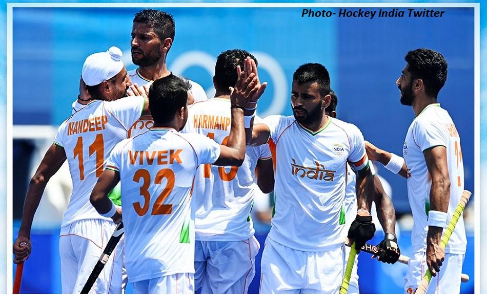 Tokyo Olympics 2020: Indian mens hockey begins with victory, beats New Zealand 3-2