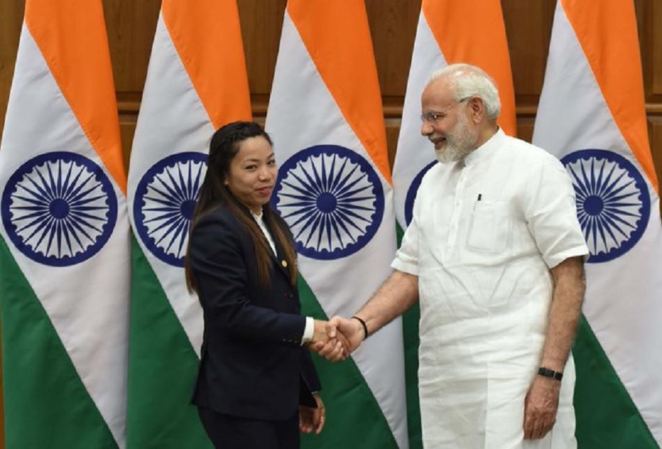 Tokyo Olympics 2020: PM Narendra Modi congratulate Mirabai Chanu on winning silver medal