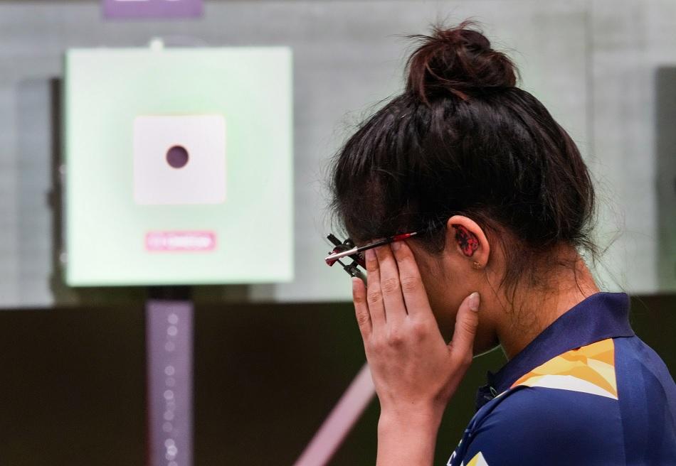 Tokyo 2020: पिस्टल शूटिंग में भारत का अभियान समाप्त, मनु भाकर 25m फाइनल में नहीं पहुंची