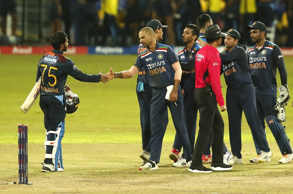 IND vs SL: Shikhar Dhawan gave a statement after the defeat - we have one batsman less