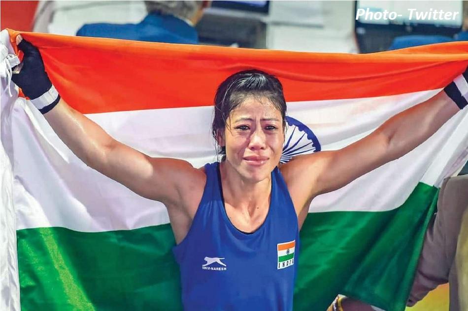 Tokyo Olympics: कांटे के मुकाबले में खूब लड़ीं मैरी कॉम, कोलंबिया की इंग्रिट को मिली जीत