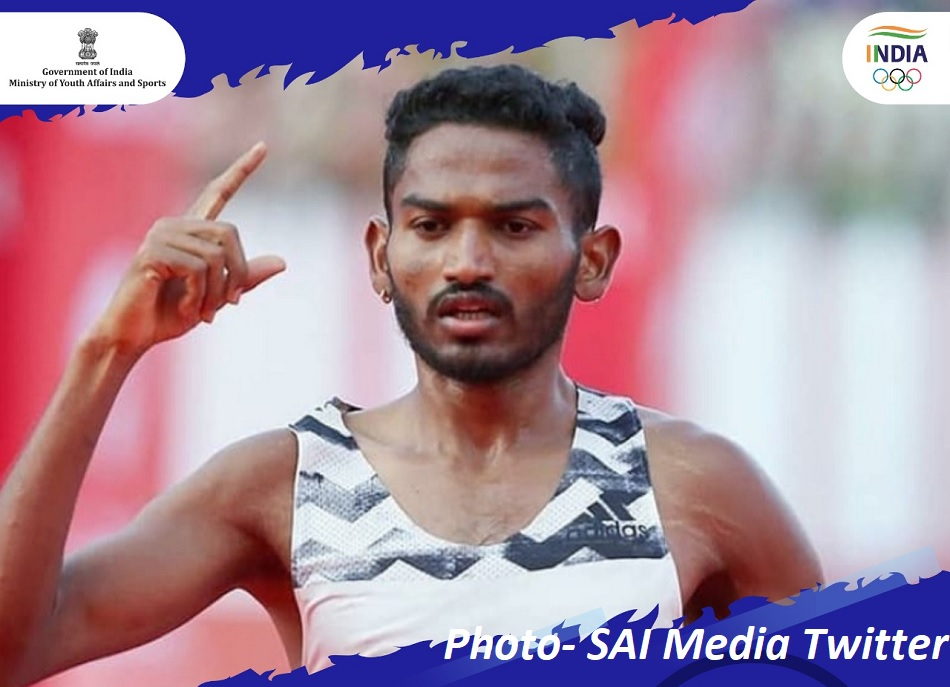 Tokyo 2020: Avinash Sable sets new national record in steeplechase 3000m