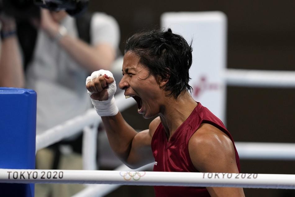 Tokyo Olympics: लवलीना ने कहा- मेडल केवल एक है, वो है गोल्ड, मैरी कॉम को बताया प्रेरणा
