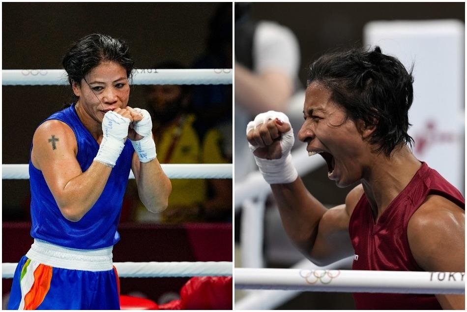Tokyo Olympics 2020: Indian legends Vijender Singh, Mary Kom congratulate Lovlina Borgohain