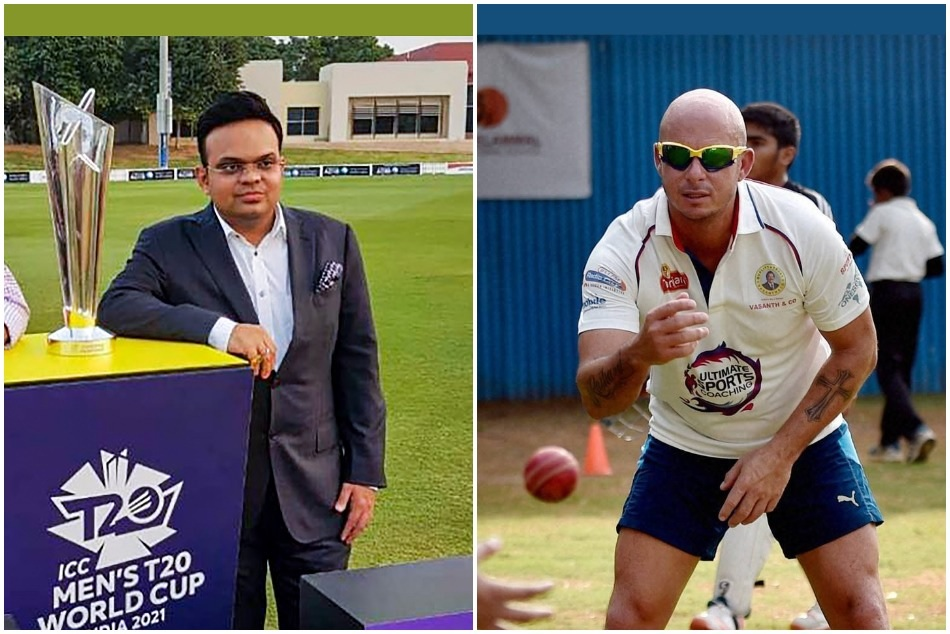 Herschelle Gibbs accuses BCCIs Jay Shah of forcing him to withdraw from Kashmir Premier League